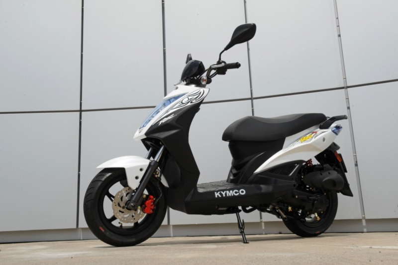 Agility RS Naked 50 cc.