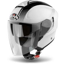 CASCO AIROH URBAN JET HUNTER SIMPLE