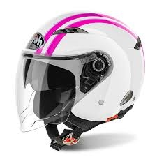 CASCO AIROH URBAN JET CITY ONE STYLE