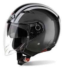 CASCO AIROH URBAN JET CITY ONE FLASH