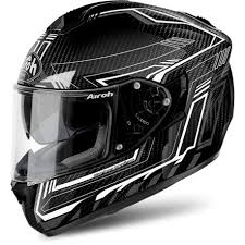 CASCO AIROH ST 701 SAFETY FULL CARBON [AIROH]