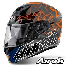 CASCO AIROH STORM BIONIKLE [AIROH]