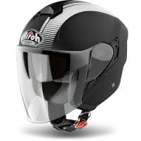 CASCO AIROH URBAN JET HUNTER SIMPLE [AIROH]
