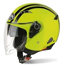 CASCO AIROH URBAN JET CITY ONE FLASH [AIROH]